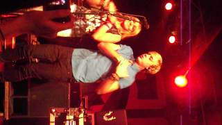 """Everybody Talks"" Dance by Riker and Rydel - R5 - Loud Tour (Philadelphia Soundcheck)"