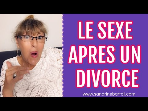 Sexualité après un divorce