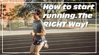 How to RUN BETTER! How to start running in 2020