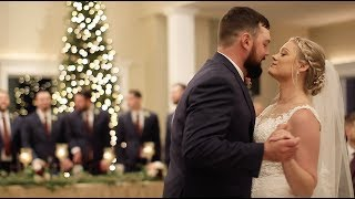 """Millionaire"" By Chris Stapleton WEDDING VIDEO For Gretchen And Mitch"