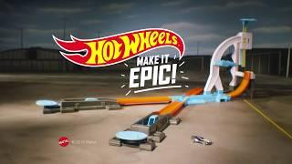 "ТРЕК HOT WHEELS ""Track Builder Набор для трюков"" от компании Интернет-магазин ""Timatoma"" - видео"