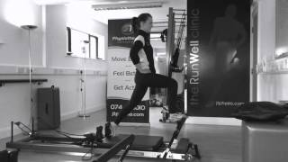 JT Physiotherapy Staff Reformer Video