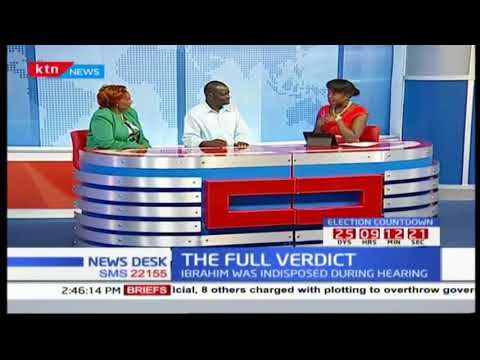 Newsdesk Discussion: IEBC's preparations for the October 17th election
