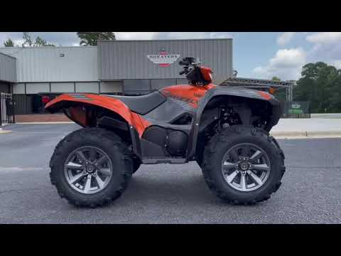 2021 Yamaha Grizzly EPS SE in Greenville, North Carolina - Video 1