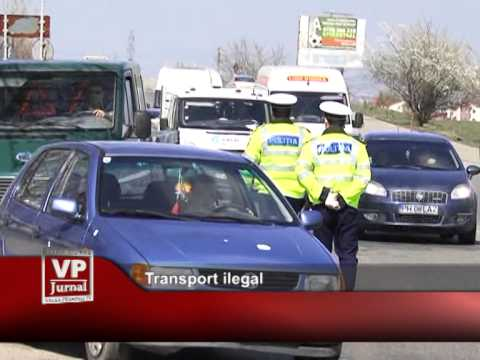 Transport ilegal