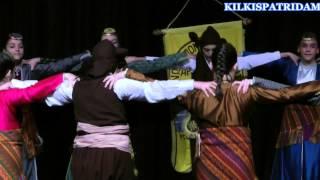 preview picture of video 'ARGONAFTES KILKIS  kopi vasilopitas.telos ekdilosis me kotsari..'