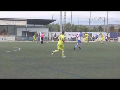 Resumen del Partido, Villa de Alagón 2-3 Santa Anastasia. (Incluye los goles) Fuente: YouTube Raúl Futbolero