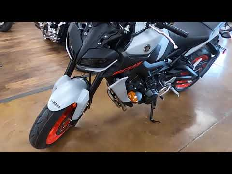 2020 Yamaha 2019 MT-09