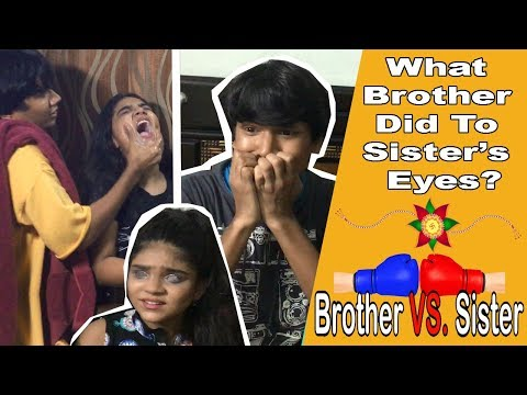 BROTHER VS. SISTER PART 6 | BHAI BEHEN KA PYAAR | COMEDY VIDEO || MOHAK MEET