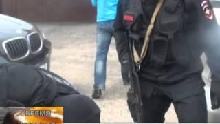 Как в лихие  90-е.. На улице Сафонова задержана группа рэкитеров