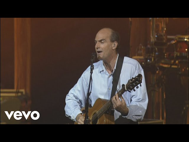 James Taylor - Everyday (from Pull Over)