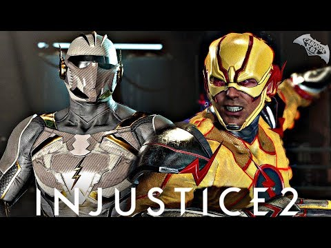 Injustice 2 Online - GODSPEED VS REVERSE FLASH!