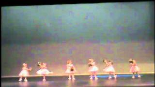 Haley's First Dance Recital ~ Toy Town