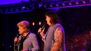 This Is What Happened   Ann Hampton Callaway - Marilyn Maye In The Audience   -   Stephen Sorokoff
