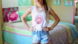 Kreasikan Pakaian Yang Sudah Tak Terpakai Dengan Cara Kreatif Ini