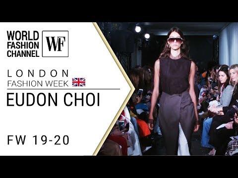 Eudon Choi Fall-winter 19-20 London fashion week