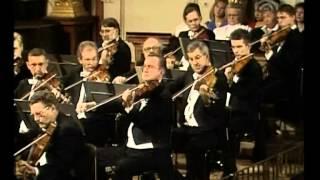 Bruckner, Symphony Nr  4 Es Dur 'Romantische'   Claudio Abbado, Wiener Philharmoniker
