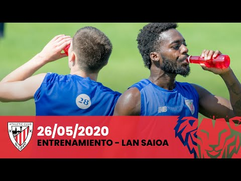 Athletic Cluben training session (05-26-2020)