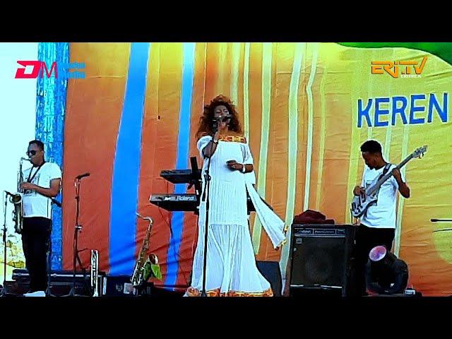 ERi-TV: Ethiopian cultural troupe performing in Keren, Eritrea - Part 2 of 2 - December 18 2019