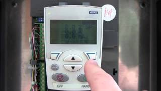 VFD troubleshooting ABB ACH550 Variable Frequency Drive NHA tutorial  2021 Start Enable Missing.wmv
