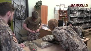 Kājnieku brigādes Apmācību rotā sākas otrais kareivju pamatapmācības kurss