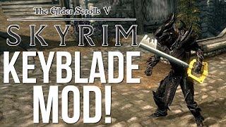 Skyrim - Keyblade Collection Mod