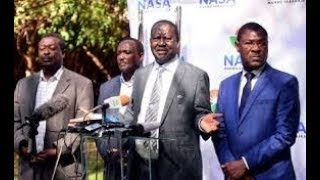 Two affiliate parties in the NASA coalition have now threatened to ditch the coalition