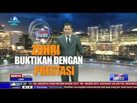Newsbuzz: Zohri untuk Indonesia