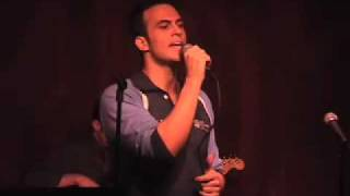 Cheyenne Jackson sings Scott Alan's SURRENDER - Live @ Birdland