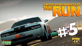 Need For Speed : The Run- Долина смерти - 4K (ULTRA HD) #5