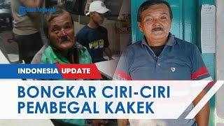 Sosok Kakek Ojol di Sukoharjo yang Dibegal, Tulang Punggung Keluarga, Kini Bongkar Ciri-ciri Pelaku