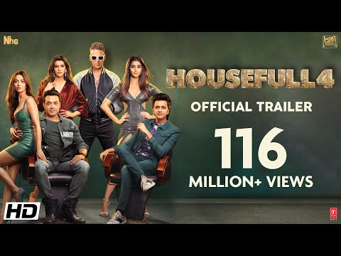 Housefull 4 Latest Hindi Movie Trailer