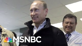 Trump Attacks Mueller, Says He Knows Russia Probe Inner Workings | The Beat With Ari Melber | MSNBC