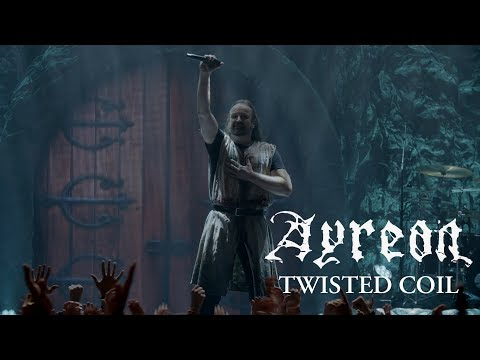 Ayreon - Twisted Coil (Electric Castle And Other Tales) online metal music video by AYREON