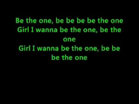 Música Be The One (feat Trey Songz)