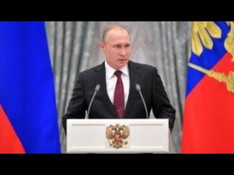 Переговоры Владимира Путина с Касым-Жомартом Токаевым в Кремле. Полное видео