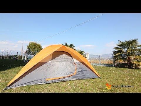 Tenda da campeggio AmazonBasics 4 persone
