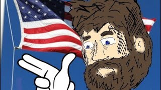 Fudgey Lives The American Dream Part 4 - Sex, Russian Roulette and Virtual Bum Wiping