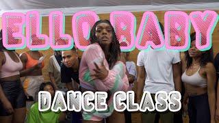 Tiwa Savage, Kizz Daniel, Young John   Ello Baby [Dance Class]