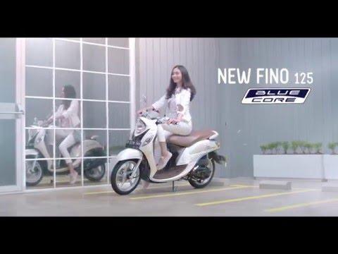 Yamaha New Fino 125 Blue Core - 60sec , Valentino Rossi Closing (TVC Official) [60sec duration)