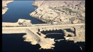 Aswan Dam - Construction