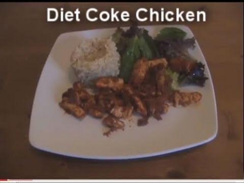 Diet Coke Chicken – MYVIRGINKITCHEN