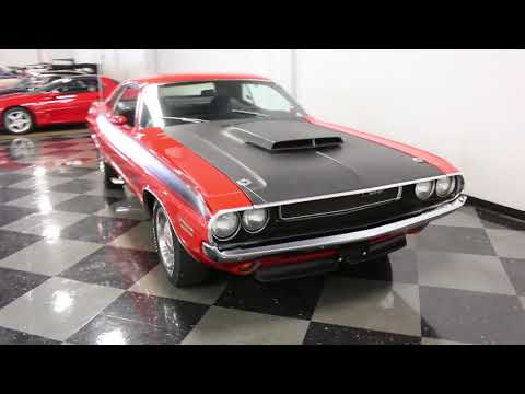 Video of Classic '70 Challenger T/A located in Ft Worth Texas - N7CT