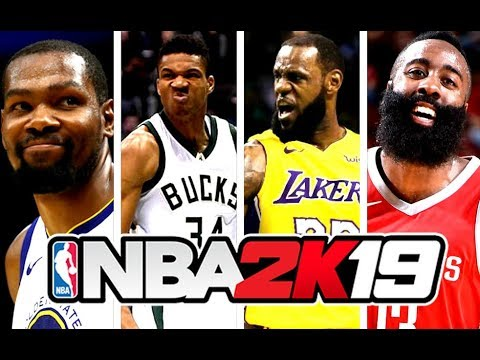 NBA 2K19 OFFICIAL RATINGS!! CURRENT, HISTORIC & ALL TIME