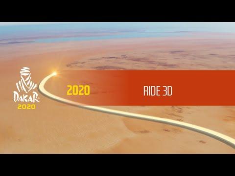 Dakar 2020 - recorrido