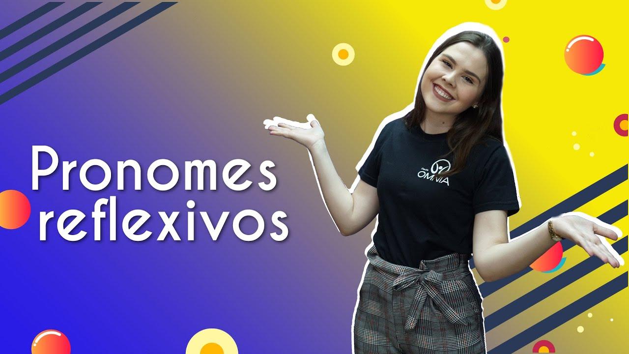 Pronomes reflexivos