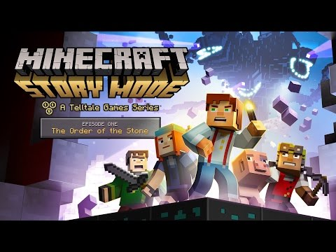 Minecraft: Story Mode gets new trailer