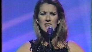 Celine Dion   The Reason (Royal Variety 1997)