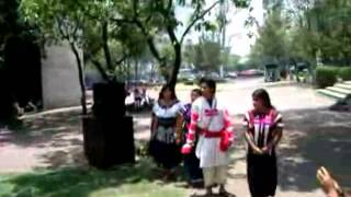 preview picture of video 'Fiesta tradicional, Oxchuc, Chiapas.'