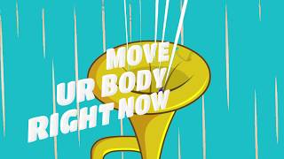 Magasco - Move Your Body ( LYRIC VIDEO) - YouTube